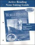 Glencoe World History, Modern Times, Active Reading Note-Taking Guide