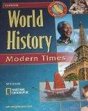 World History - California Edition Modern Times