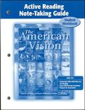 American Vision, Active Reading Note-taking for Student