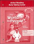 World And Its People, Eastern Hemisphere, Active Reading Note-taking Guide