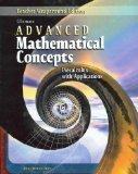 Advanced Mathematical Concepts: Teachers Wraparound Edition
