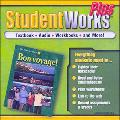 Glencoe French 2 Bon Voyage! Studentworks Plus
