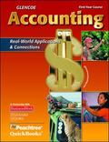 Glencoe Accounting First Year Course