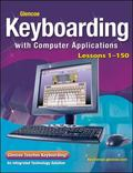 Glencoe Keyboarding With Computer Applications Lessons 1-150