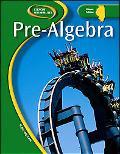 Glencoe Pre-Algebra, il Student Edition