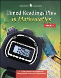 Timed Readings Plus In Mathematics Book 5