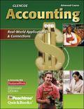 Glencoe Accounting Advanced Course