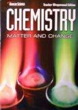 Glencoe Science: Chemistry Matter and Change Teacher Wraparound