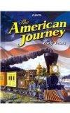 American Journey Early Years, Student Edition