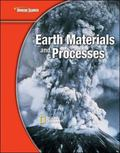 Glencoe Science Modules: Earth Science, Earth Materials and Processes, Student Edition