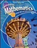 California Mathematics: Concepts, Skills, and Problem Solving, Grade 6
