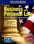 Business and Personal Law Student Activity Workbook
