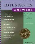 Lotus Notes Answers Certified Tech Support