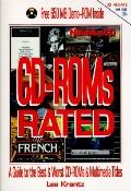CD-ROMs Rated: A Guide to the Best and Worst CD-ROMs and Multimedia Titles - Les Krantz - Pa...