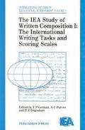 The IEA Study of Written Composition I