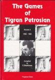 The Games of Tigran Petrosian: Vol. 2 1966-1983 (Pergamon Russian Chess Series)