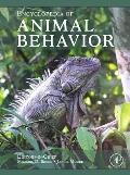 Encyclopedia of Animal Behavior 3 Vols