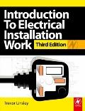 Introduction to Electrical Installation Work, Third Edition