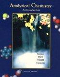 Analytical Chemistry - An Introduction (7th, Seventh Edition) - By Skoog, West, Holler, & Cr...