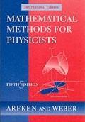 Math.methods F/physicists >intl.ed<