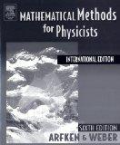 Mathematical Methods for Physicists: International Edition - George B. Arfken - Paperback - ...