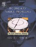 Boundary Value Problems and Partial Differential Equations, Solutions Manual