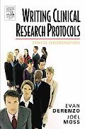 Writing Clinical Research Protocols Ethical Considerations