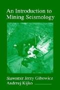 Introduction to Mining Seismology