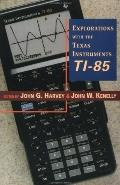 Explorations With the Texas Instruments Ti-85