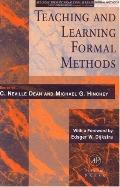 Teaching and Learning Formal Methods