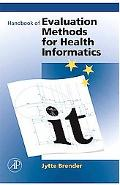Handbook of Evaluation Methods in Healthcare Informatics