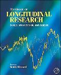 Handbook of Longitudinal Research