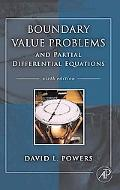 Boundary Value Problems: And Partial Differential Equations