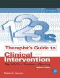 Therapist's Guide to Clinical Intervention, Second Edition: The 1-2-3's of Treatment Plannin...