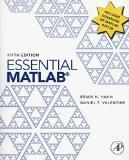 Essential Matlab for Engineers and Scien