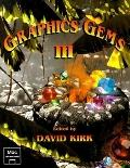 Graphics Gems III: MacIntosh Version, Vol. 3 - David Kirk - Hardcover