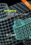 Designing Quiet Structures A Sound Power Minimization Approach