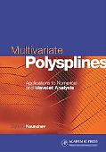Multivariate Polysplines Applications to Numerical and Wavelet Analysis