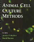 Animal Cell Culture Methods