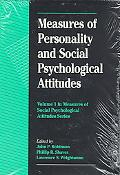 Measures of Personality and Social Psychological Attitudes