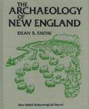 The Archaeology of New England (New World archaeological record)