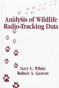 Analysis of Wildlife Radio Tracking Data