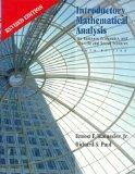 Introductory Mathematical Analysis for Business, Economics and Life and Social Sciences (10t...