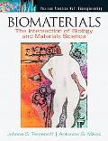 Biomaterials The Intersection of Biology and Materials Science