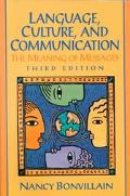 Language,culture,+commun.:meaning Of...