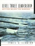 Level Three Leadership