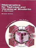 Mathematics for Technical and Vocational Students A Worktext