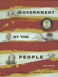 Govt.by People:basic Version-w/cd