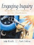 Engaging Inquiry Research and Writing in the Disciplines