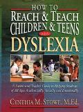 How to Reach & Teach Students With Dyslexia